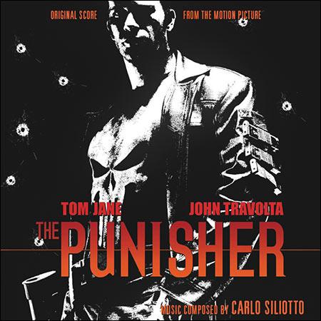 Обложка к альбому - Каратель / The Punisher (2004 - Score)