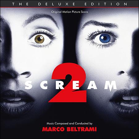 Обложка к альбому - Крик 2 / Scream 2 (The Deluxe Edition)