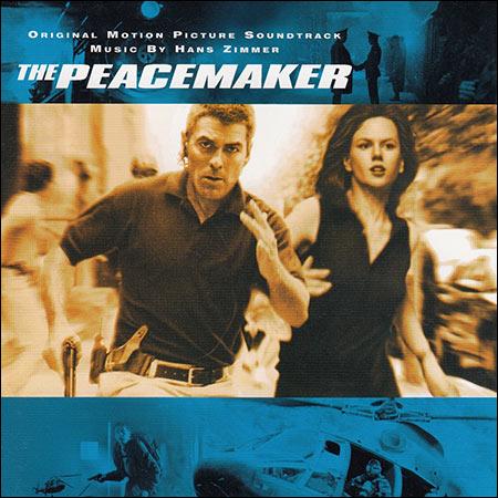 Обложка к альбому - Миротворец / The Peacemaker (Original Score)