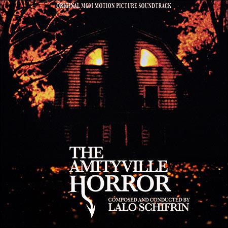 Обложка к альбому - Ужас Амитивилля / Ужас Эмитивиля / The Amityville Horror (Remastered Edition)