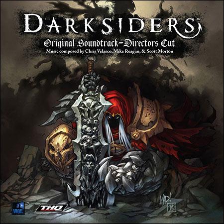 Обложка к альбому - Darksiders: Original Soundtrack - Director's Cut