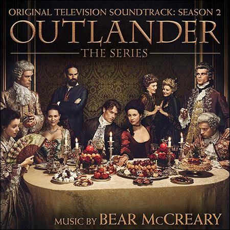 Обложка к альбому - Чужестранка / Outlander (Original Television Soundtrack: Season 2)