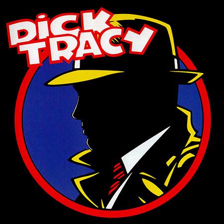 Обложка к альбому - Дик Трэйси / Dick Tracy (OST)