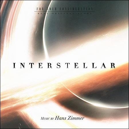 Обложка к альбому - Интерстеллар / Interstellar (FYC Spectre][SoundLab™ Remasters)