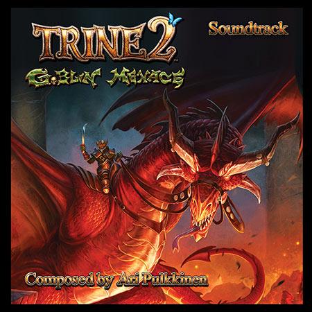 Обложка к альбому - Trine 2: Goblin Menace