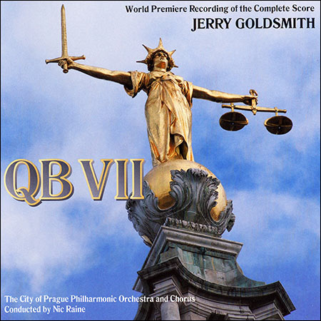 Обложка к альбому - Суд королевской скамьи / QB VII (Complete Score)