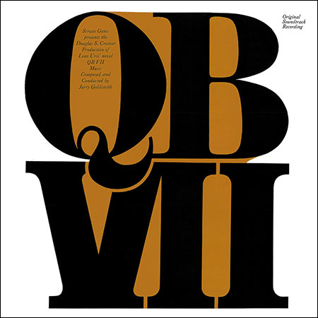 Обложка к альбому - Суд королевской скамьи / QB VII (Original Score)