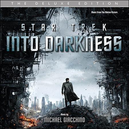 Обложка к альбому - Стартрек: Возмездие / Star Trek Into Darkness (The Deluxe Edition)