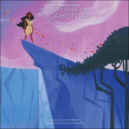 Обложка к альбому - Покахонтас / Pocahontas (The Legacy Collection)