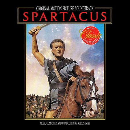 Обложка к альбому - Спартак / Spartacus (MCA Classics - MCAD-10256)