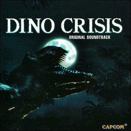 Обложка к альбому - Dino Crisis