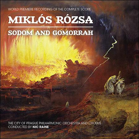 Обложка к альбому - Содом и Гоморра / Sodom and Gomorrah