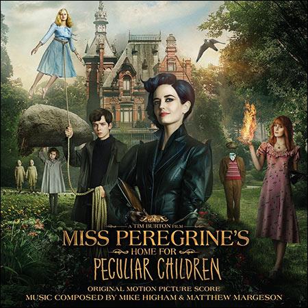 Обложка к альбому - Дом странных детей Мисс Перегрин / Miss Peregrine's Home for Peculiar Children