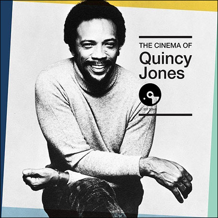 Front cover - The Cinema of Quincy Jones