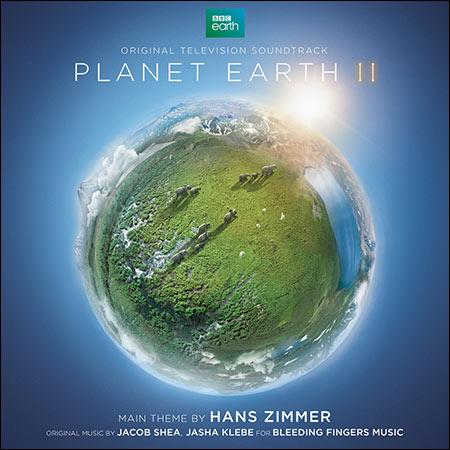 Обложка к альбому - Планета Земля 2 / Planet Earth II
