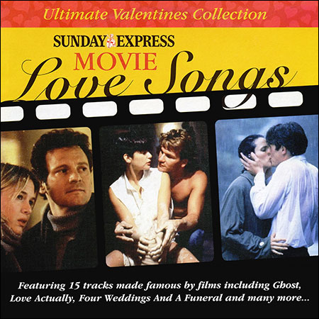 Обложка к альбому - Movie Love Songs