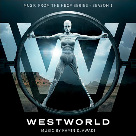 Обложка к альбому - Мир Дикого запада / Westworld - Season 1