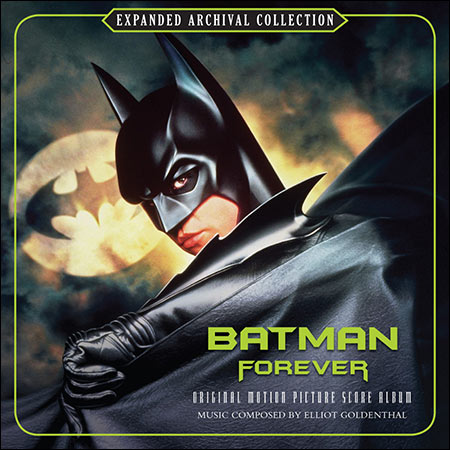 Front cover - Бэтмен навсегда / Batman Forever (Expanded Archival Collection)