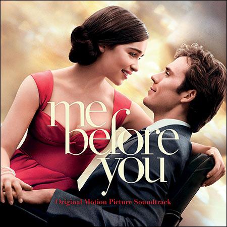 Обложка к альбому - До встречи с тобой / Me Before You (OST)