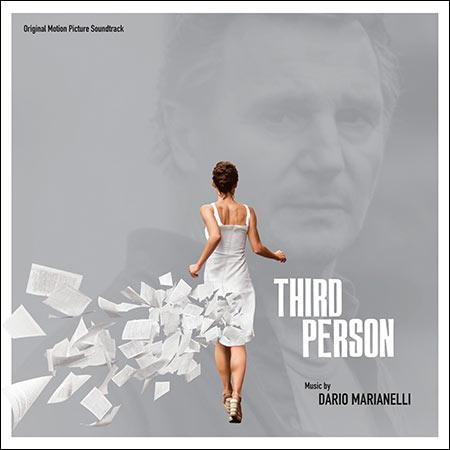 Обложка к альбому - Третья персона / Третий человек / Third Person