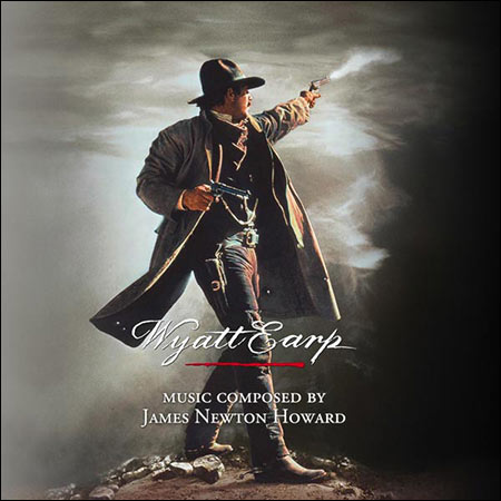 Обложка к альбому - Уайатт Эрп / Wyatt Earp (La-La Land Records)