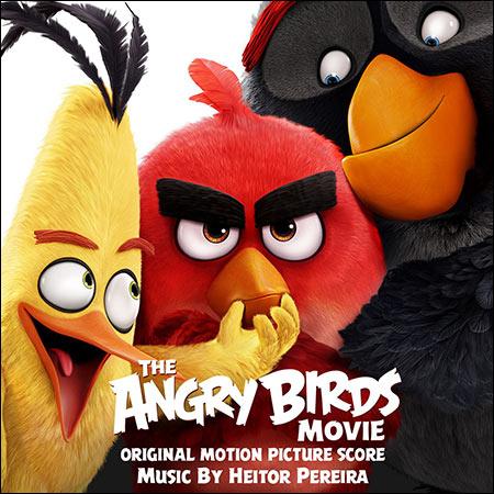 Обложка к альбому - Angry Birds в кино / The Angry Birds Movie (Score)