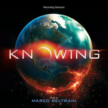 Обложка к альбому - Знамение / Knowing (Recording Sessions)