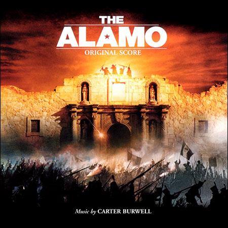 Обложка к альбому - Форт Аламо / The Alamo (by Carter Burwell)