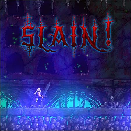 Обложка к альбому - Slain! / Slain: Back from Hell