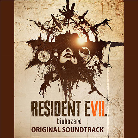 Обложка к альбому - Resident Evil 7 biohazard Original Soundtrack