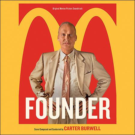 Обложка к альбому - Основатель / The Founder (Original Score)