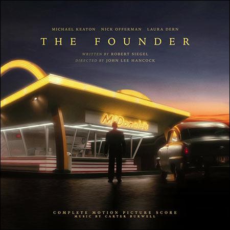 Обложка к альбому - Основатель / The Founder (Complete Score)