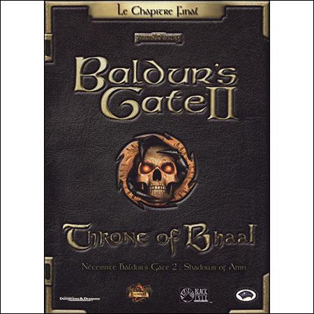 Обложка к альбому - Baldur's Gate II: Throne of Bhaal