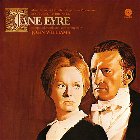 Обложка к альбому - Джейн Эйр / Jane Eyre (by John Williams - La-La Land Records)