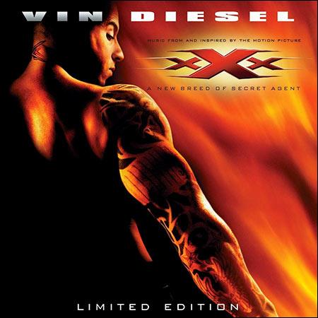Обложка к альбому - Три икса / xXx (OST)