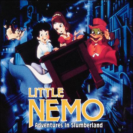 Обложка к альбому - Маленький Немо: Приключения в стране снов / Little Nemo: Adventures In Slumberland