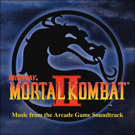 Обложка к альбому - Mortal Kombat II - The Arcade Game