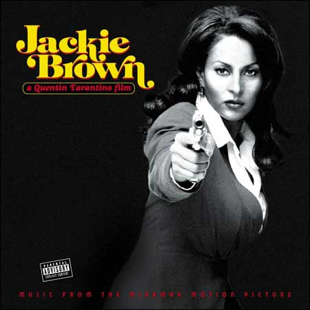 Обложка к альбому - Джеки Браун / Jackie Brown