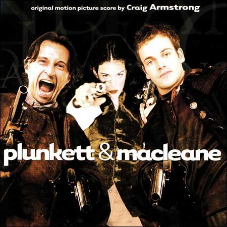 Обложка к альбому - Планкетт и Маклейн / Plunkett & Macleane