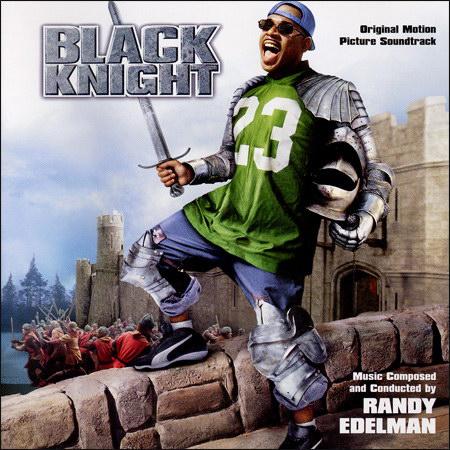 Обложка к альбому - Черный рыцарь / Black Knight