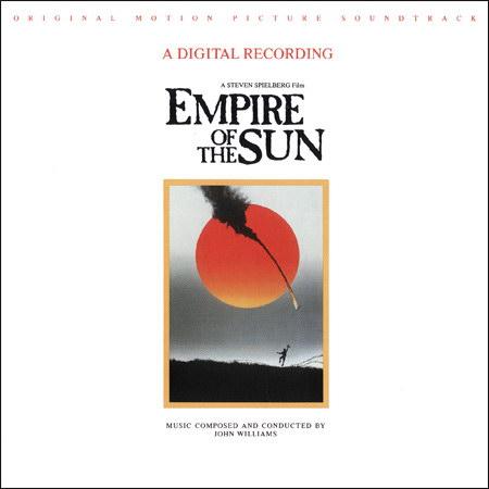 Обложка к альбому - Империя солнца / Empire of the Sun (Warner Bros. Records - 1987)
