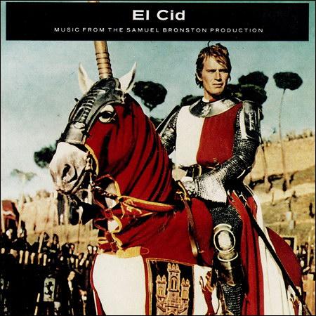 Обложка к альбому - Эль Сид / El Cid