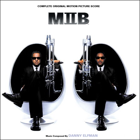 Men In Black II - Black Suits Comin' (Nod Ya Head)