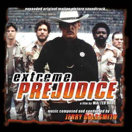 Обложка к альбому - Все меры предосторожности / Extreme Prejudice (Expanded Edition)