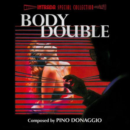 Обложка к альбому - Подставное тело / Body Double (Intrada - 2008)