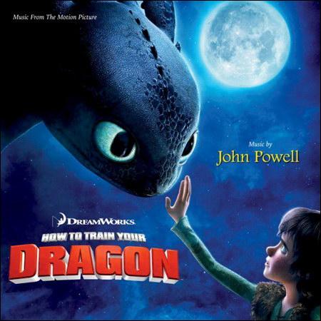 Обложка к альбому - Как приручить Дракона / How to Train Your Dragon (OST)