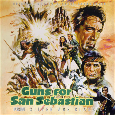 Оружие для Сан-Себастьяна / Guns For San Sebastian