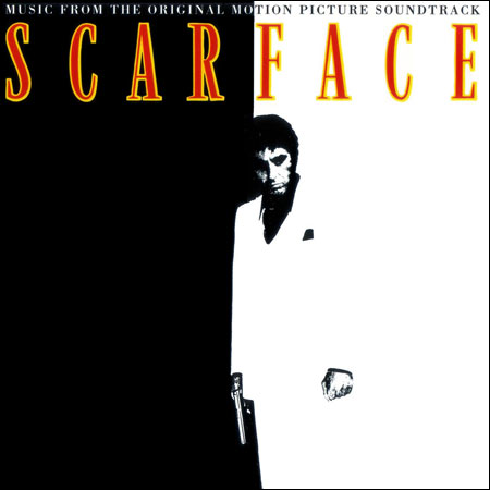 Лицо со шрамом / Scarface (20th Anniversary Edition)