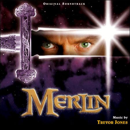 Обложка к альбому - Мерлин / Merlin (1998)