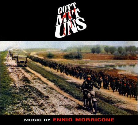 Обложка к альбому - С нами Бог / Gott Mit Uns